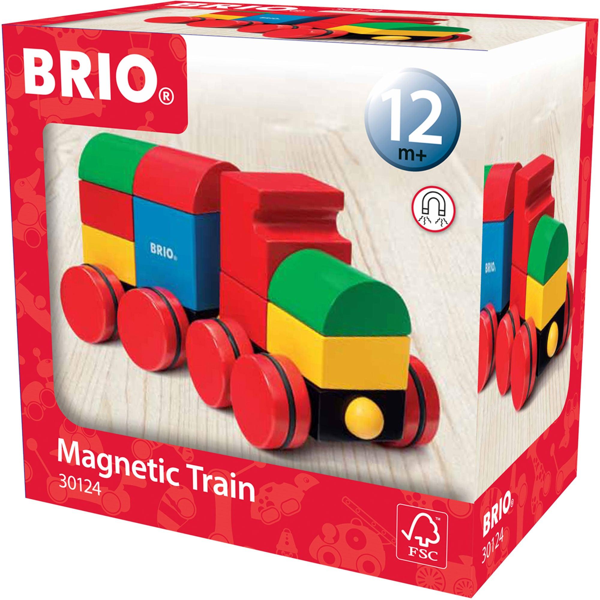 BRIO 30124 Magnetiskt Tåg