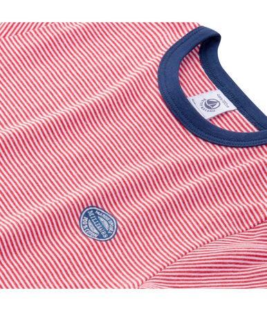 Petit Bateau Pyjamas Randig Blå Vit Röd. 1  2 e92dc2aed2557