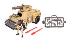 Soldier Force Operation Sandstorm Stridsvagn