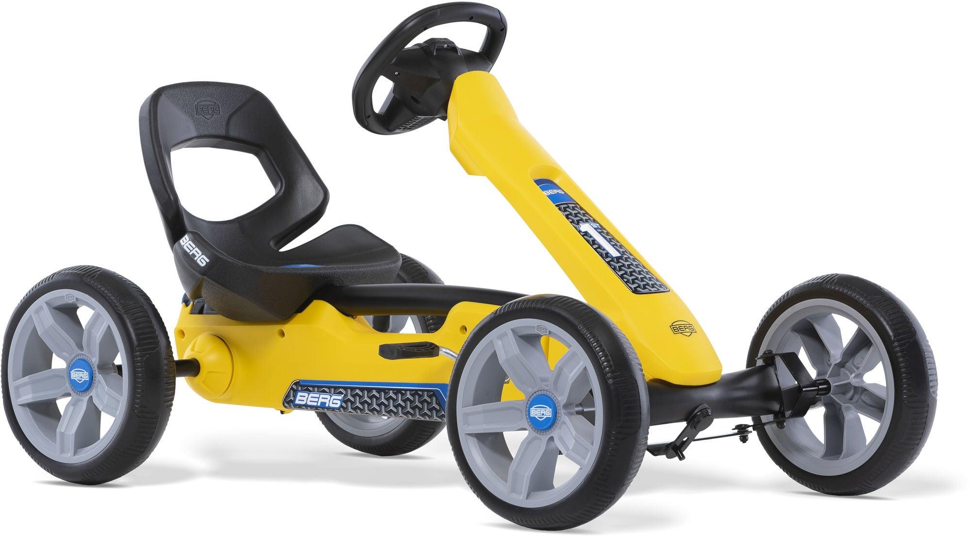 BERG Trampbil Reppy Rider