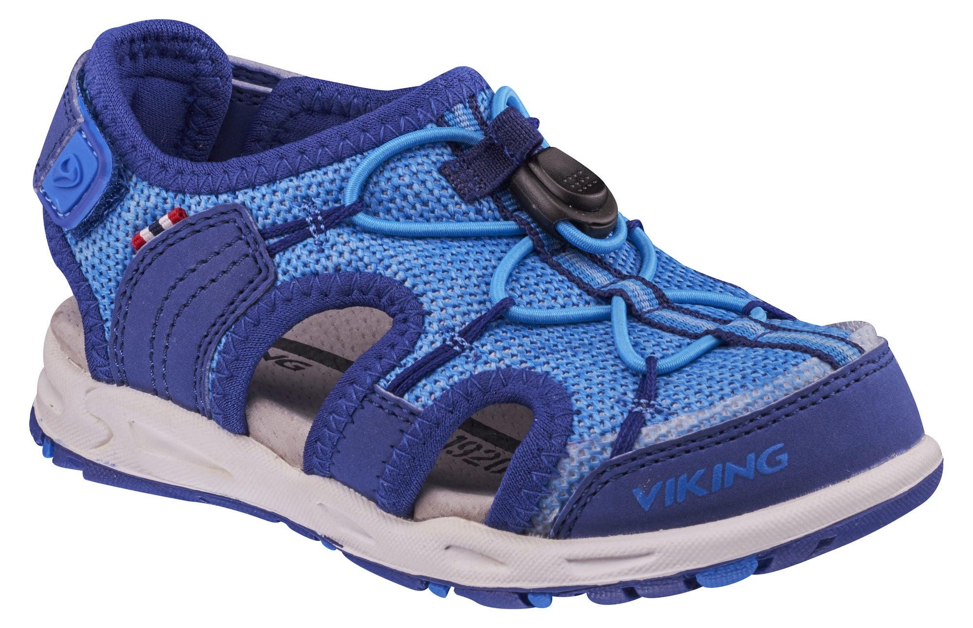 6e3d0b88 Köp Viking Thrill II Sandal, Dark Blue/Blue   Jollyroom