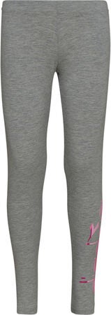 Diadora Leggings, Light Mid Grey Mel