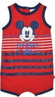 Disney Musse Pigg Body, Red