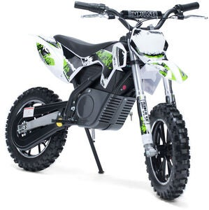 Impulse Electric Dirt Bike 24V, Grön