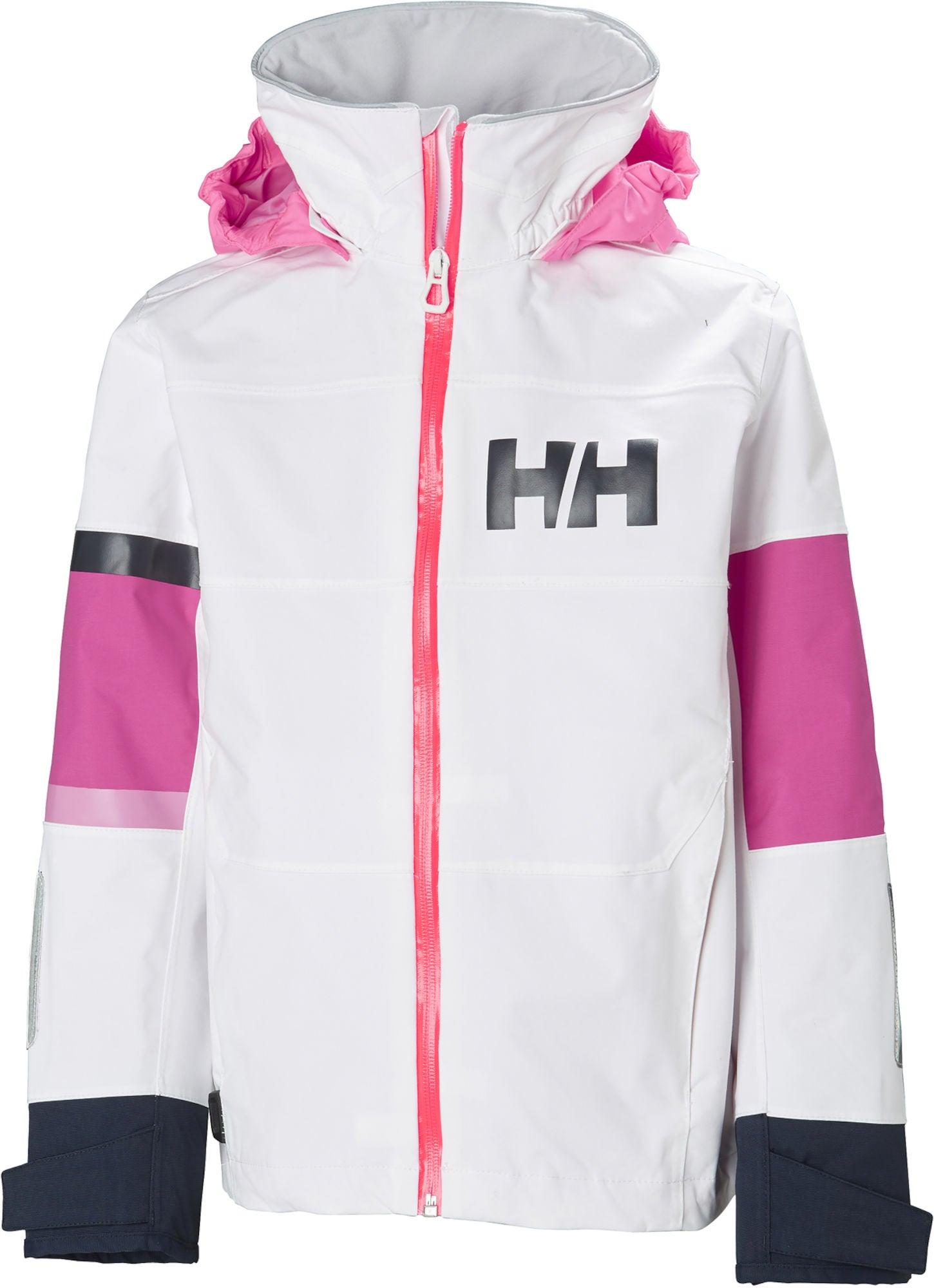 Helly Hansen Salt Coast Seglarjacka, White 128