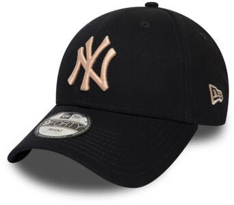 New Era Kids Keps, Navy/ Blush Sky
