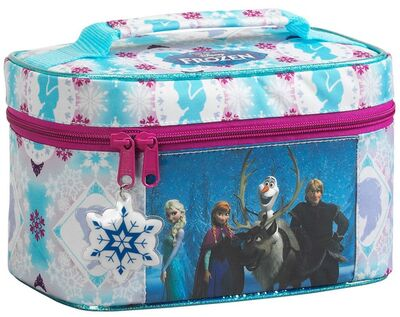 Disney Frozen Necessär XL, Turkos