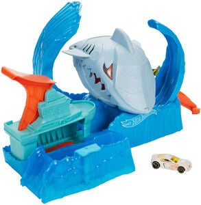 Hot Wheels Lekset Robo Shark Frenzy