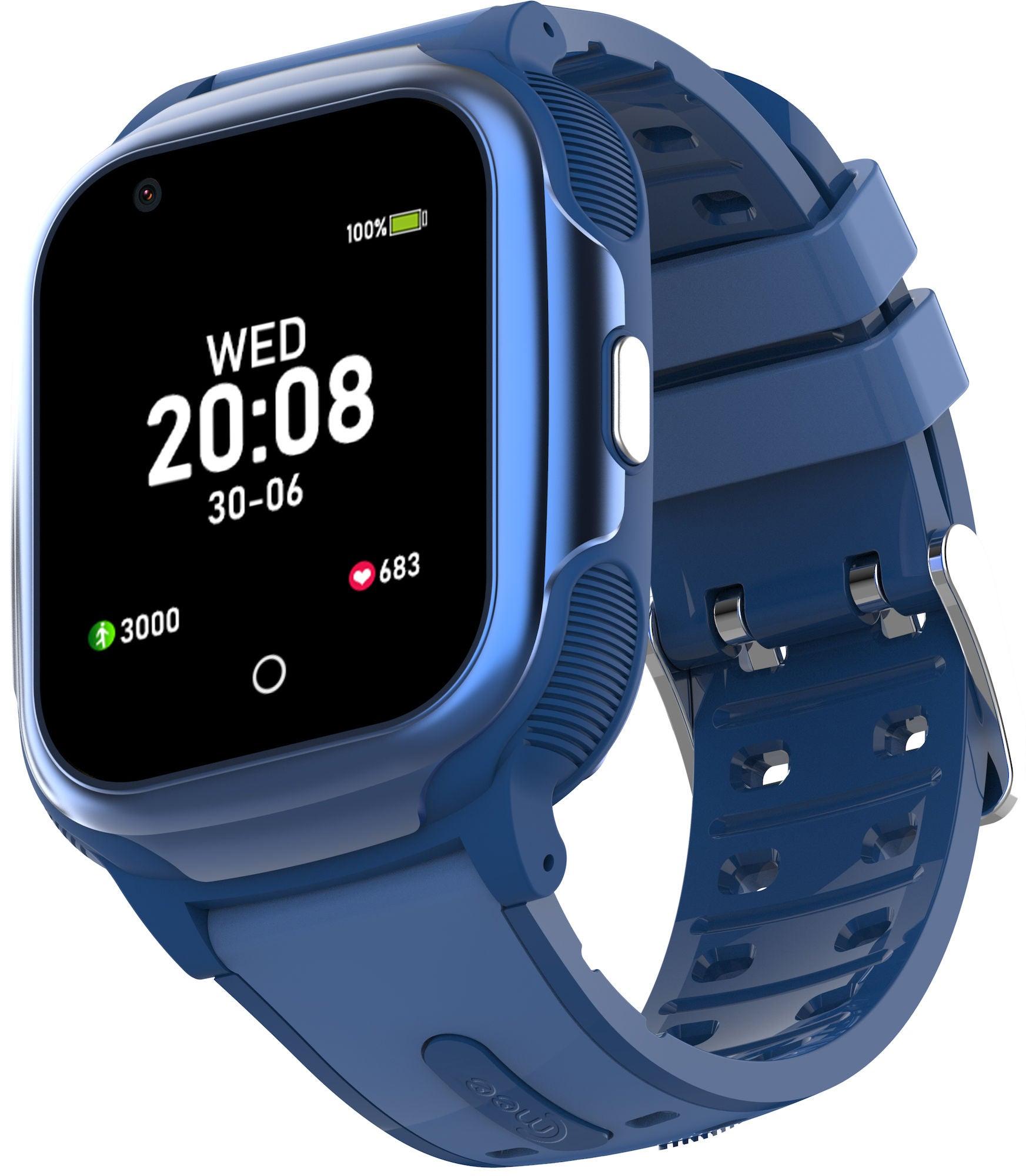 Cmee Play GPS-klocka, Modern Blue
