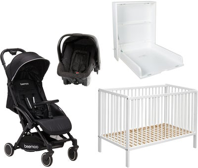 Startpaket Beemoo Easy Fly Lux, Black