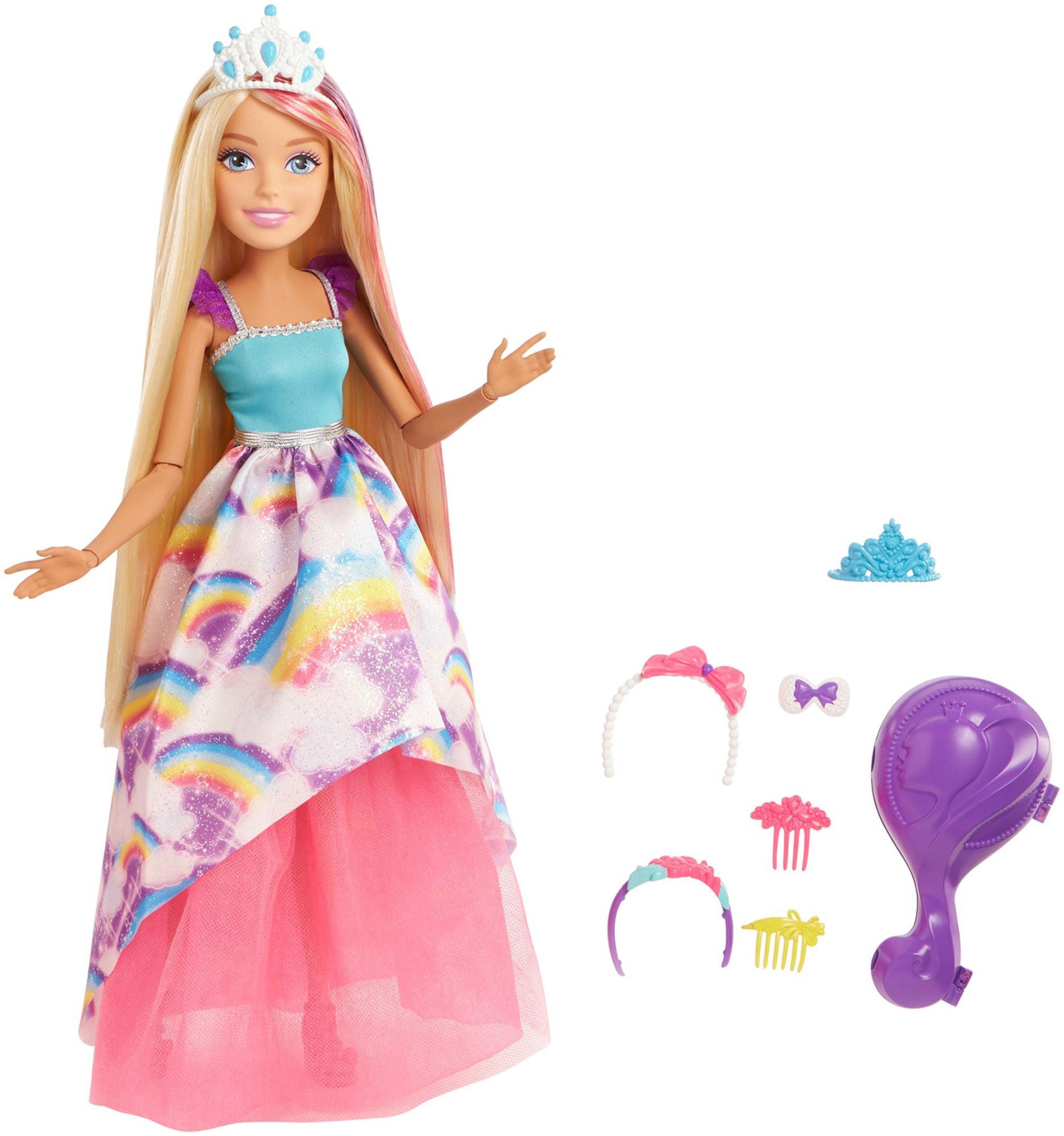 823a070c5 Köp Barbie Dreamtopia Docka 43 cm | Jollyroom