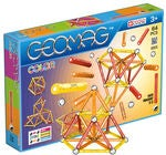 Geomag Byggsats Color 64