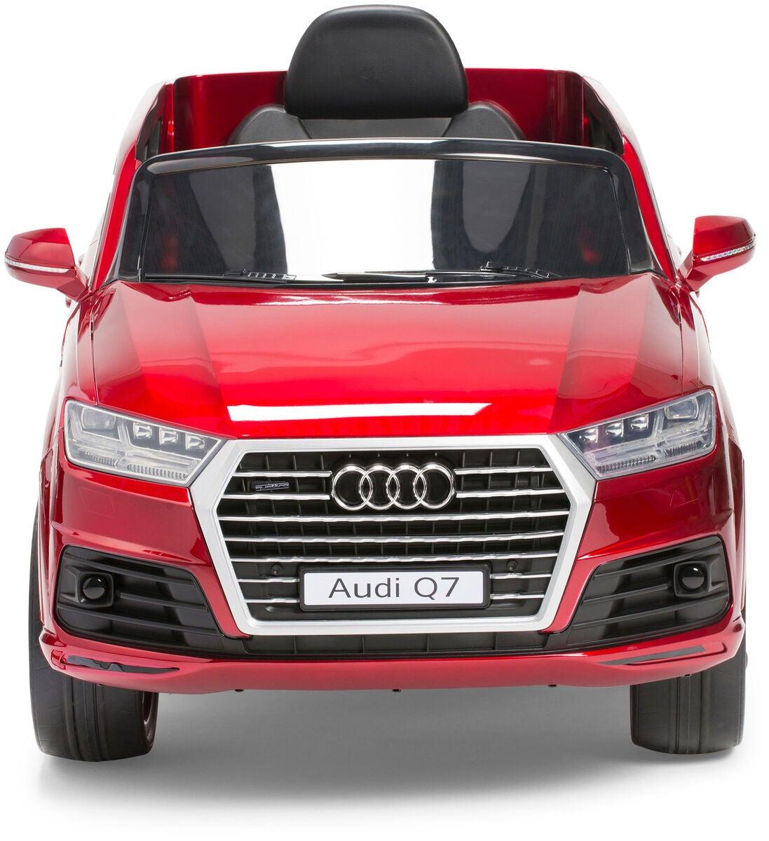 773c2be1d59 Köp Audi Q7 Elbil, Röd | Jollyroom