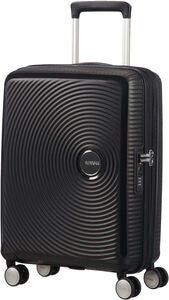 American Tourister Soundbox Spinner Resväska 35.5L, Bass Black