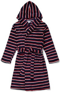 Luca & Lola Jamie Morgonrock, Navy Stripes