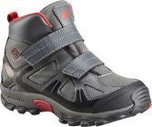 Columbia Children's Peakfreak Känga, Grey/Red