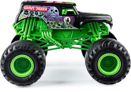 Monster Jam Bil Grave Digger Monster Size 1:10