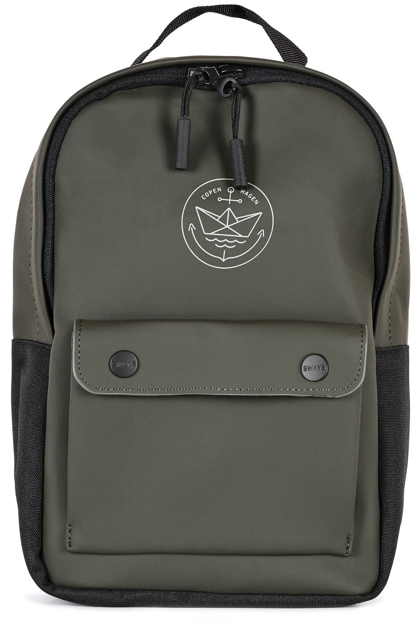 SWAYS Cargo Bag Mini Ryggsäck, Green