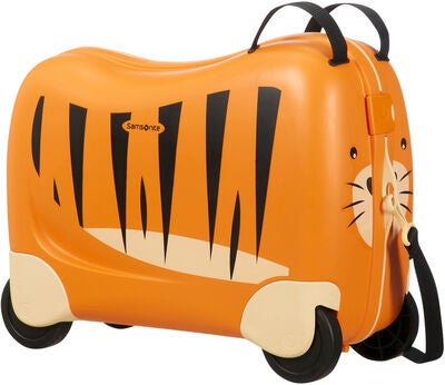 Samsonite Dreamrider Resväska Tiger Toby, Orange