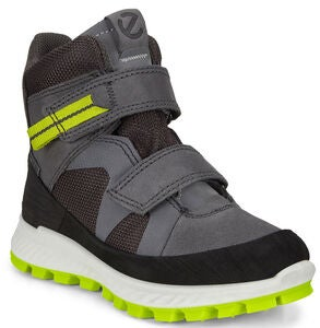 ECCO Exostrike Sneaker, Black/Dark Shadow