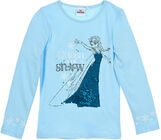 Disney Frozen T-Shirt, Blå