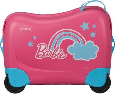 Samsonite Dreamrider Resväska 28L, Barbie Pink Dream