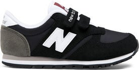 New Balance KE420BKY Sneaker, Black/Grey