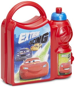 Disney Cars Racers Combo Lunchset