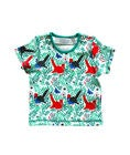 Anïve For The Minors T-Shirt Bird Mail, Multi