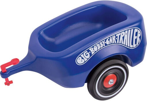 BIG Bobby Car Trailer Royalblue