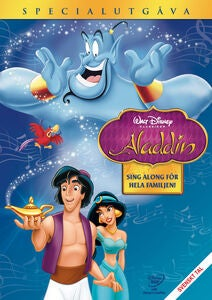 Disney Aladdin Musical Masterpiece DVD