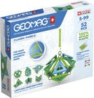 Geomag Byggsats Classic Panels Green Line 52