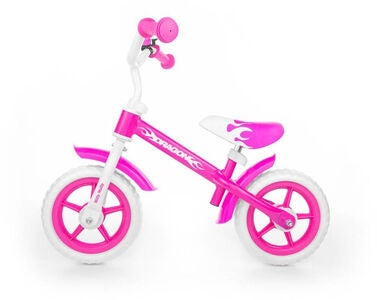 Milly Mally Dragon Springcykel, Rosa