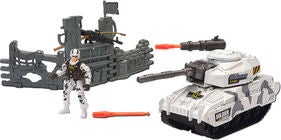 Soldier Force 9 Lekset Stridsvagn