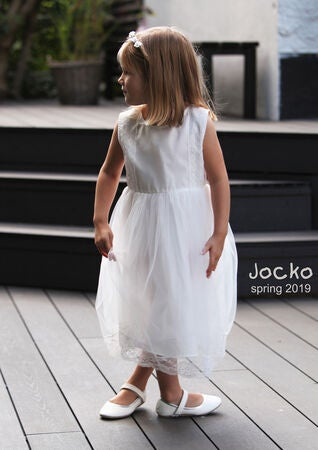Köp Jocko Klänning, Vit | Jollyroom
