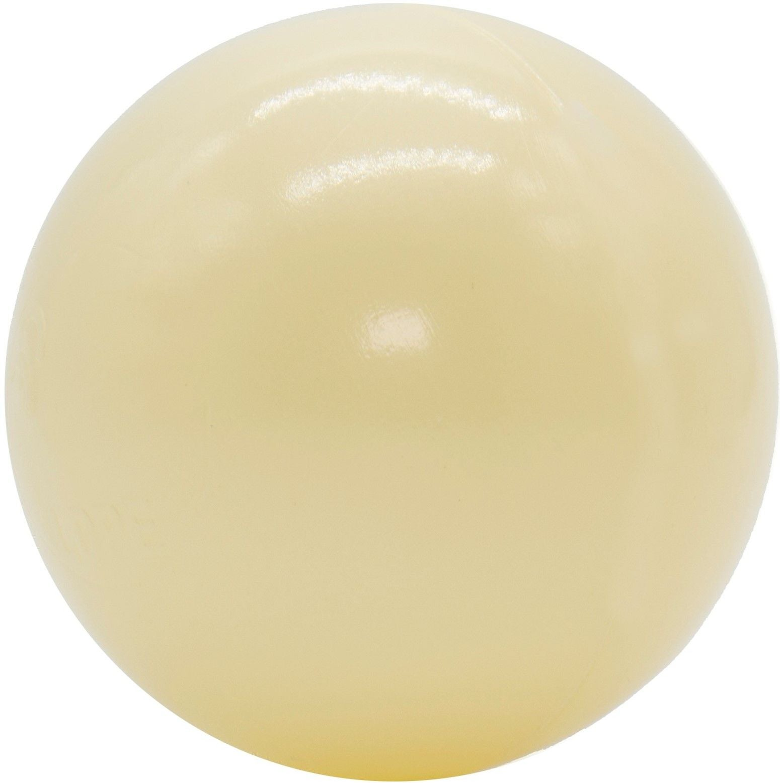 KIDKII Extra Bollar 50 st, Pearl Yellow