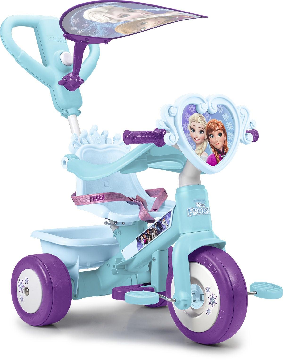 Disney Frozen Trehjuling, Blå