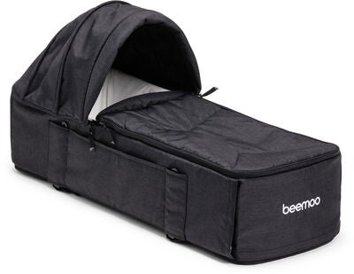Beemoo Mjuklift Fleece m Sufflett, Black