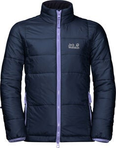 Jack Wolfskin Argon Jacka, Midnight Blue