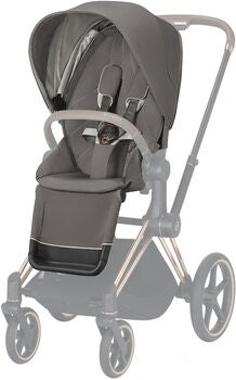 Cybex Priam Färgklädsel, Soho Grey