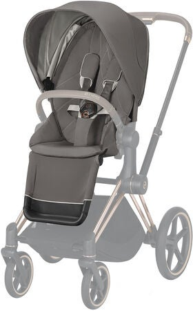 Cybex Priam Duovagn, Soho Grey/Rose Gold