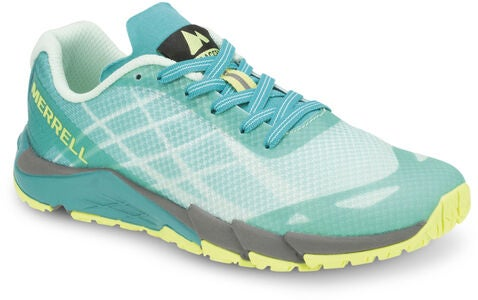 Merrell Bare Access Sneaker, Turquoise
