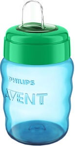 Philips Avent Pipmugg 260ml, Blå Grön