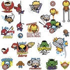 RoomMates Wallsticker Marvel Superhero Kawaii