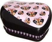 Tangle Teezer Compact Hårborste, Pug Love