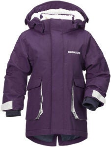 Didriksons Indre Parka, Berry Purp