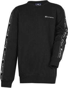 Champion Kids Crewneck Tröja, Black Beauty