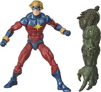 Marvel Build-A-Figure Abomination Figur Mar-Vell