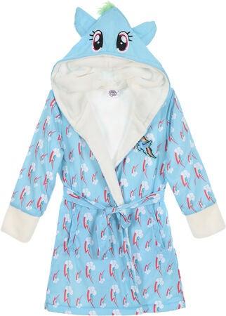 01a3068348e Köp My Little Pony Morgonrock, Blå | Jollyroom