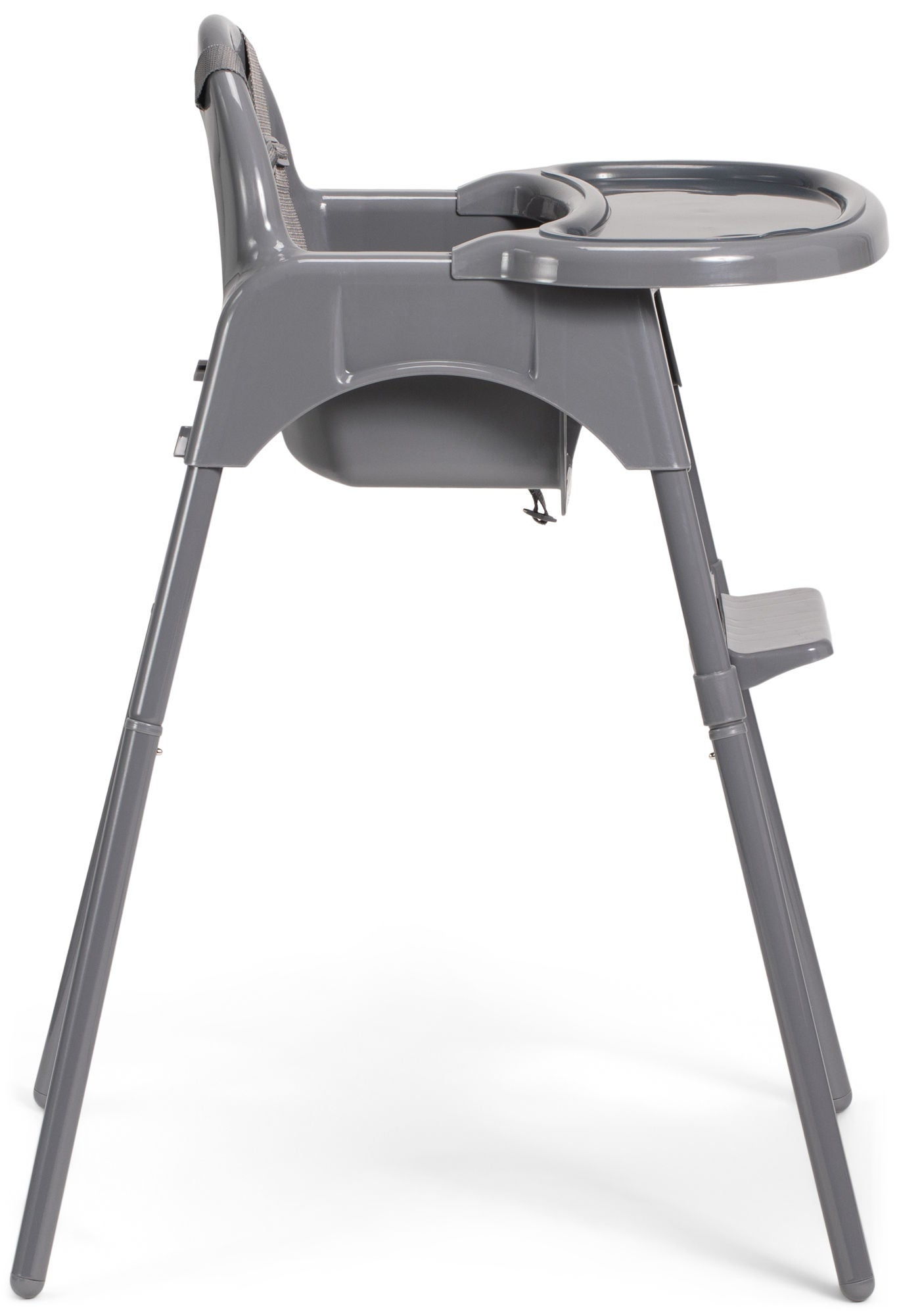 Beemoo Care Matstol, Grey